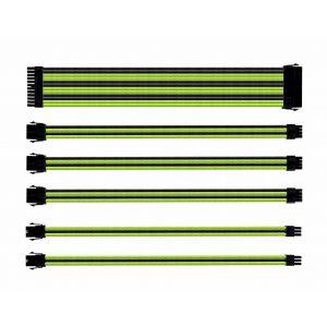 Cooler Master Yeşil - Siyah Kablo Seti
