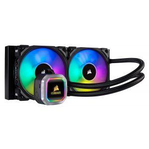 Corsair Hydro H100i RGB Platinum 240mm Sıvı Soğutma Sistemi