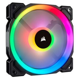 Corsair LL140 RGB İkili Renk Döngülü 140mm PWM Fan