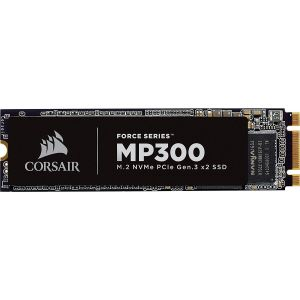 Corsair Force MP300 120GB M.2 SSD 1520 - 460 MB/s