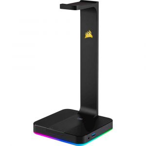 Corsair ST100 RGB Aydınlatmalı Kulaklık Standı