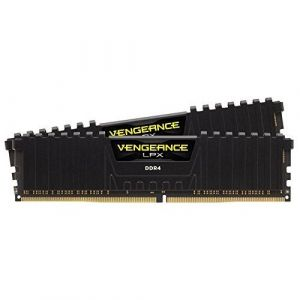 Corsair Vengeance 16GB (2x8GB) 3600Mhz DDR4 CL18 Siyah RAM