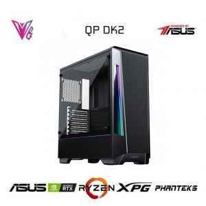 QP DK II - GeForce RTX 2060 / Ryzen 5 1600AF / 8GB / 240GB SSD Oyun Bilgisayarı