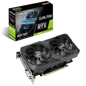 ASUS DUAL GeForce RTX 2070 OC MINI 8GB 256 Bit Ekran Kartı