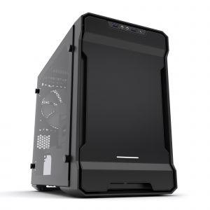 Phanteks Enthoo Evolv ITX Temperli Cam Mini-ITX Bilgisayar Kasası-Siyah