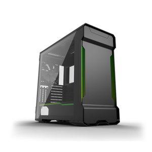 Phanteks Evolv X Temperli Cam RGB Mid Tower ATX Bilgisayar Kasası