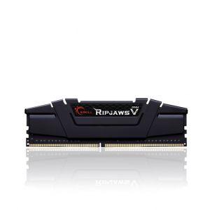 GSKILL RipjawsV Siyah 16GB (2X8GB) DDR4 3200Mhz CL16 Ram