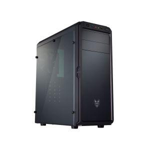 FSP CMT120A Mid Tower ATX Pencereli Bilgisayar Kasası (550W Güç Kaynaklı)