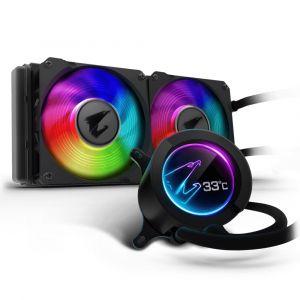 Gigabyte Aorus 240mm RGB Sıvı İşlemci Soğutucusu