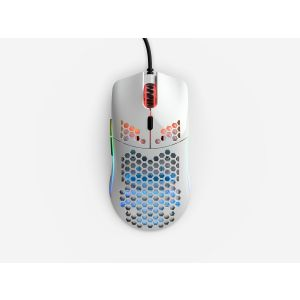 Glorious Model O Minus Glossy Gaming Mouse-Beyaz