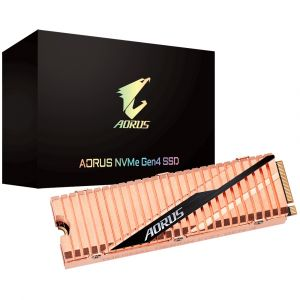 Gigabyte AORUS NVMe Gen4 M.2 SSD 500GB (5000MBs Okuma - 2500MBs Yazma)