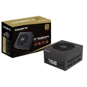 Gigabyte P750GM 750W 80+ Gold Tam Modüler Güç Kaynağı