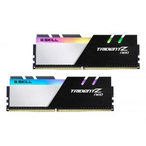 GSKILL Trident Z Neo RGB 32GB (2x16GB) DDR4 3600 MHz CL16 RGB Ram