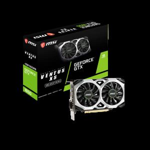 MSI Geforce GTX 1650 D6 VENTUS XS OC 4GB 128 Bit Ekran Kartı