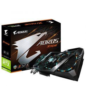 GIGABYTE Geforce RTX 2080 Ti AORUS X 11GB 352Bit Ekran Kartı