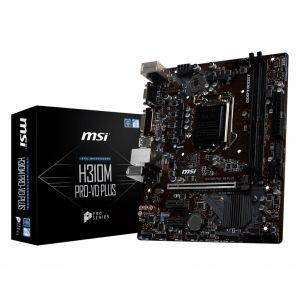 MSI H310M PRO-VD PLUS 1151P v2 DDR4 2666MHz mATX Anakart