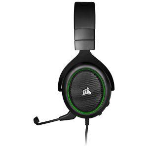 Corsair HS50 PRO Stereo Oyuncu Kulaklığı-Yeşil