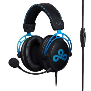 HyperX Cloud Alpha Cloud9 Edition Oyuncu Kulaklığı