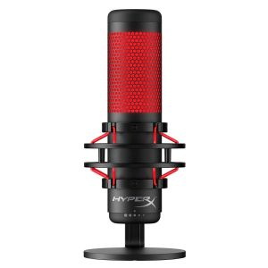 HyperX QuadCast Profesyonel Oyuncu Mikrofonu