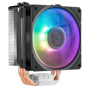 Cooler Master Hyper 212 Spectrum Rainbow Led İntel ve AM4 Destekli İşlemci Soğutucusu