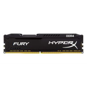 Kingston Hyperx Fury Siyah 8GB DDR4 3200 MHz CL18 Ram