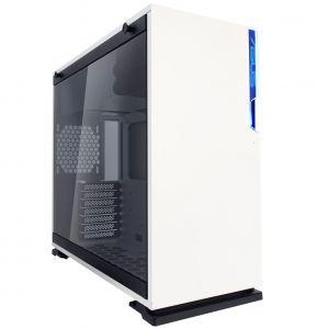 InWin 101 Asus Edition 650W Güç Kaynaklı Mid Tower ATX Bilgisayar Kasası-Beyaz