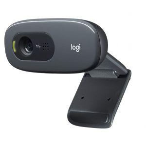 Logitech C270 720P HD Web Kamerası