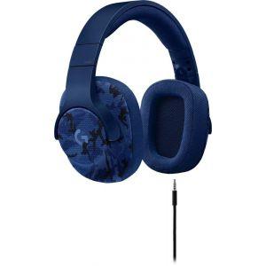 Logitech G433 DTS 7.1 Mavi Kamuflaj Kablolu Oyuncu Kulaklığı
