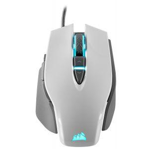 Corsair M65 Elite RGB Beyaz Oyuncu Mouse