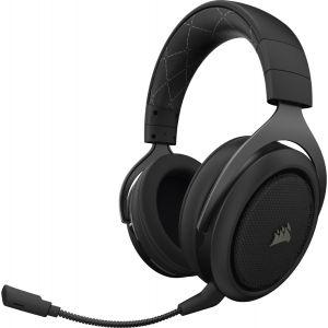 Corsair HS70 Kablosuz 7.1 Siyah Oyuncu Kulaklığı