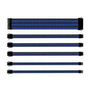 Cooler Master Mavi - Siyah Kablo Seti