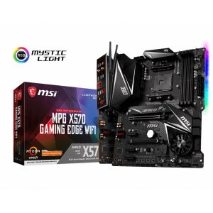 MSI MEG X570 Gaming Edge Wifi DDR4 AM4 Anakart