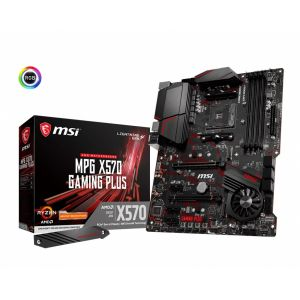 MSI MEG X570 Gaming Plus DDR4 AM4 Anakart