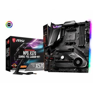 MSI MEG X570 Gaming Pro Carbon Wifi DDR4 AM4 Anakart