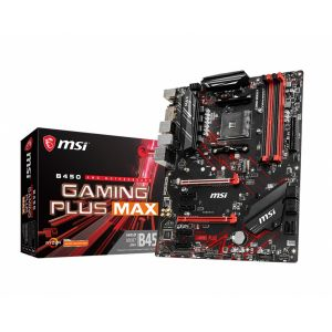 MSI B450 GAMING PLUS MAX DDR4 4133MHz (OC) AM4 ATX Anakart
