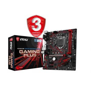 MSI B360M GAMING PLUS 1151P v2 Anakart