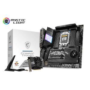 MSI Creator TRX40 DDR4 4666 MHz OC sTRX E-ATX Anakart