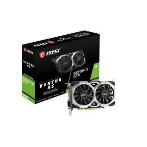 MSI Geforce GTX 1650 VENTUS XS OC 4GB 128 Bit Ekran Kartı