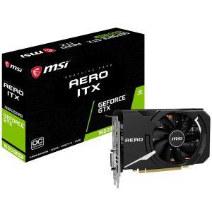 MSI GeForce GTX 1650 SUPER AERO ITX OC 4GB GDDR6 128 Bit Ekran Kartı