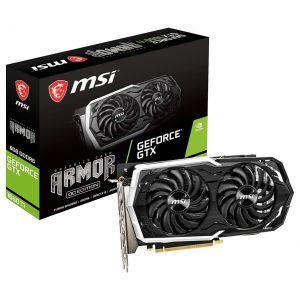 MSI Geforce GTX 1660 Ti ARMOR 6G OC 192 Bit Ekran Kartı