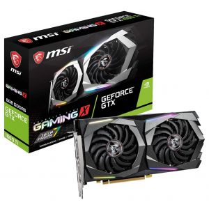 MSI Geforce GTX 1660 Ti GAMING X 6GB 192 Bit Ekran Kartı