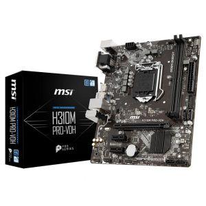 MSI H310M PRO-VDH 1151P v2 Anakart