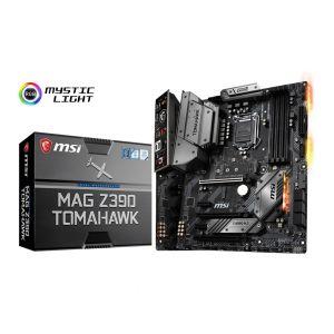 MSI MAG Z390 TOMAHAWK LGA1151 DDR4 4400MHz (OC) ATX Anakart