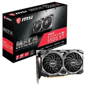 MSI Radeon RX 5500 XT Mech 8GB 128 Bit Ekran Kartı