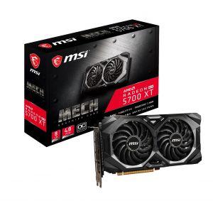 MSI Radeon RX 5700 XT Mech OC 8GB 256 Bit Ekran Kartı