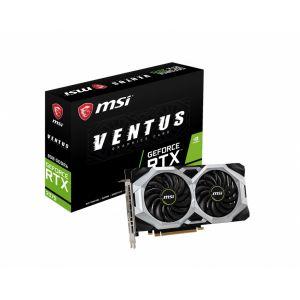 MSI Geforce RTX 2070 VENTUS 8G 256 Bit Ekran Kartı