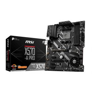 MSI X570-A PRO DDR4 AM4 Anakart