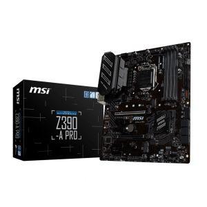MSI Z390-A PRO LGA1151 DDR4 4400MHz (OC) ATX Anakart