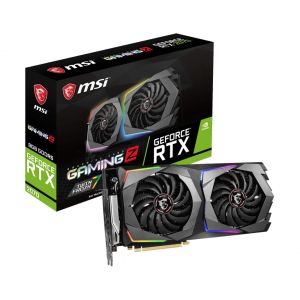 MSI Geforce RTX 2070 GAMING Z 8G 256 Bit Ekran Kart