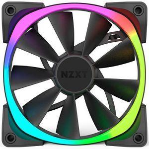 NZXT AER RGB 140mm RGB Aydınlatmalı Kasa Fanı